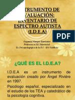 inventario de espectro autista