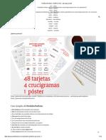 Pretérito Perfecto - EJERCICIOS - Descarga en PDF