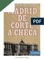 Madrid de corte a checa - Agustin de Foxa.pdf