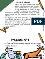 1) PPT 1 - Clase Diagnóstica (Célula y Seres Vivos) (1)