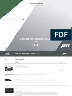 ABT_Configuration RS6.pdf
