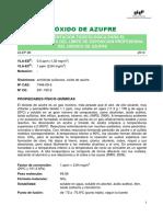 Dlep 86 Dioxido de Azufre
