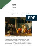 Ensayo Obras Jacques Louis David