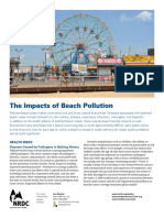 ttw2014 impacts of beach pollution