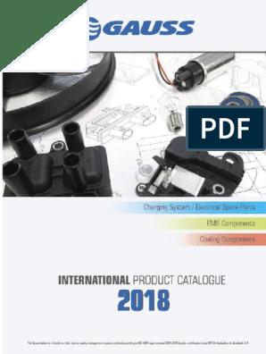catalogo pdf   Ignition System   Throttle