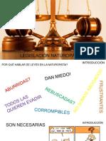 Legislación naturopática [Autoguardado]