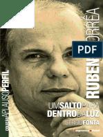 Rubens Corrêa - Um Salto Para Dentro Da Luz (Sérgio Fonta)