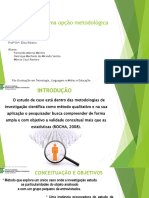 EstudodeCasoopcaometodologica