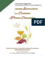 Libretto Cresime e Prime Comunioni 2019