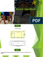 Beach Handball Slide