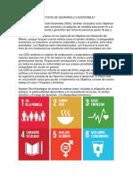 Objetivos de Desarrollo Sostenible 1