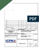 Acpnarc Sst 001 Procedimiento Iperc
