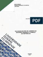 Zeni, Maurício - Os Cegos no Rio de Janeiro do segundo reinado e começo da república.pdf
