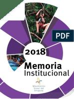 Memoria Institucional