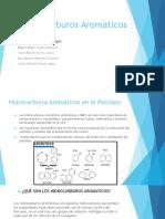 Hidrocarburos-Aromáticos Y Yacimientos de Gas