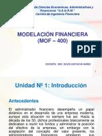 MODELACION FINANCIERA