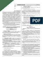 Leyes 24656 y Dec Ley 22175