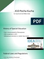 EDS 410 Pecha Kucha Greg and Will
