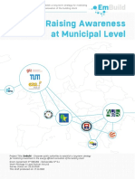 Guide to Raising Awareness at Municipal Level
