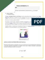 245785312 Trabajo Experimental Principio de Pascal