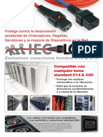 IEC LOCK Catalogo Soluciones Folleto General CABLE