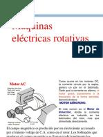Máquinas eléctricas rotativas