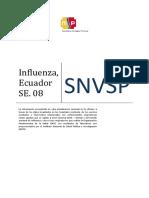 Influenza ecuador
