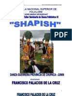 Separata de Shapish
