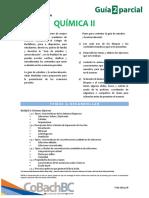 Guía de Estudio Segundo Parcial - Química II