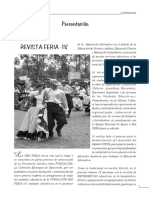 Revista Red Feria 18