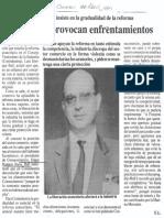 Aranceles Provocan Enfrentamientos - El Diario de Caracas 22.04.1989