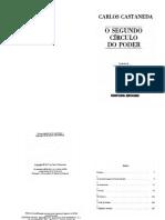 CASTAÑEDA, Carlos -  O Segundo Círculo do Poder.pdf