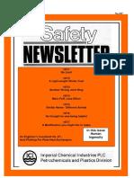 Ici Safety Newsletter No 167