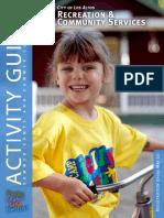 Summer 2019 Activity Guide