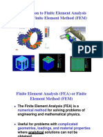 FEA Theory Converted