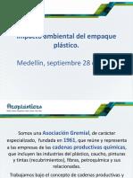 21. Impacto Ambiental Del Empaque Plástico