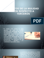 EFECTOS DE LA NULIDAD CON RESPECTO A TERCEROS.pptx