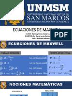 1.-Ecuaciones de Maxwell