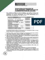 5ta Convocatoria Personal Administrativo 02-05-19