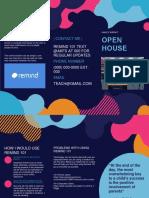 edu 276 open house brochure