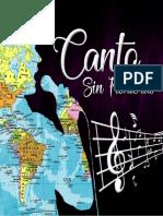 Canto Sin Fronteras - Guía Teórica