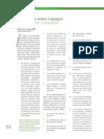 Conceptos Sobre Copagos Regimen Subsidiado
