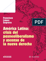 López Segrera, Francisco - America Latina Crisis del neoliberalismo (Extractos)