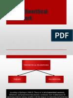 Design Theoritical Framework