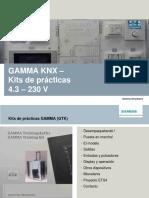 Kits de Prácticas GTK2