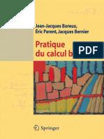 Pratique du Calcul Bayésien - Statistique et Probabilités Appliquées.pdf