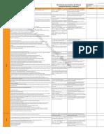 Herramienta Para Auditoria Del Sistema-Sustancias Qumicas y Peligrosas TS-SSDS45F3E