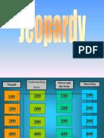 Geography 12 Jeopardy