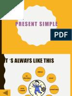 PRESENT SIMPLE 3ero(1).ppt