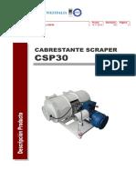 18100 Scraper CSP30